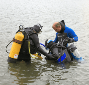 outdoor scuba classes